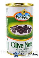 Маслины VARIA GUSTO Olive Nere 150г/350г
