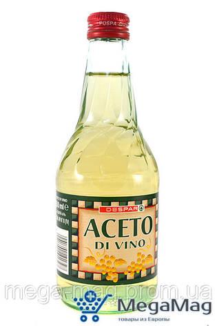Винный уксус белый DESPARO Aceto di Vino Bianco 500мл, фото 2