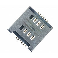 Сим коннектор для LG P715 Optimus L7 II Dual /D285/D325/D380/E450 Sim1+Sim2