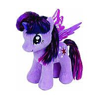 """Пони """"Twilight Sparkle"""" My Little Pony 20 см 41004 ТМ: TY Inc"""