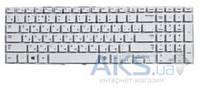 Клавиатура для ноутбука Samsung NP300 Series,NP355V5C RU, (CNBA5903733CBIH) White