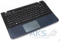 Клавиатура для ноутбука Samsung Q330,Q430,QX410,SF410 Series. RU,TopCase, (9Z.N5PSN.00R) Black