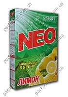 Стиральный порошок NEO Лимон 400 гр., фото 1