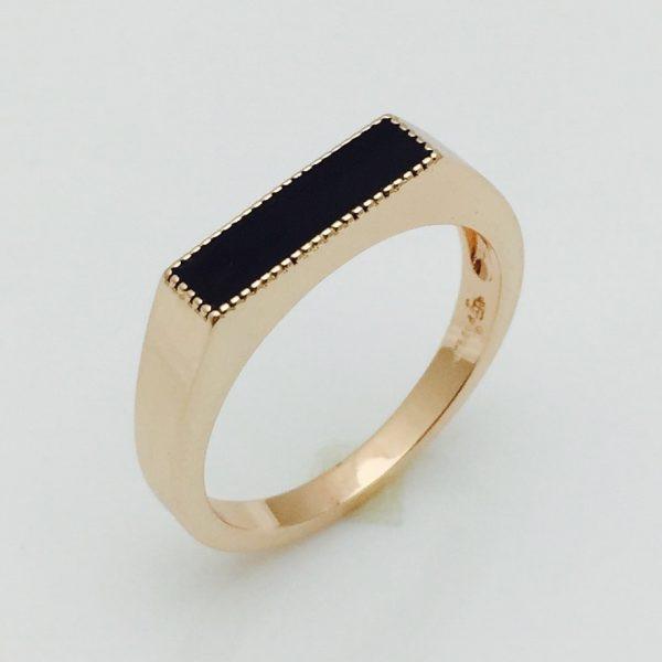 Мужской перстень классика, размер 18, 20, 21