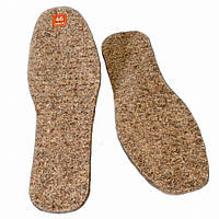 Стельки для обуви войлок, 4.5мм, р.40