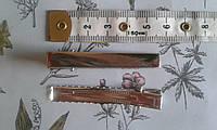 Металева основа для заколки - зажим 5,5 см