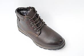 Ботинки зимние мужские опт Одесса 7км Dafuyuan