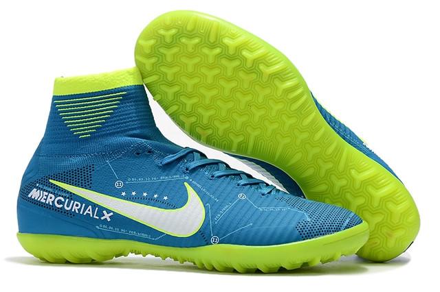 Футбольные сороконожки Nike MercurialX Proximo II DF Neymar TF