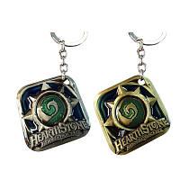 Брелок Хартстоун Лого Варкрафт World of Warcraft Hearthstone