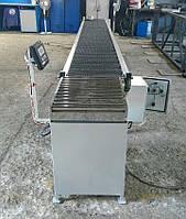 Конвейер с весами для транспортировки пищевой и непищевой продукции