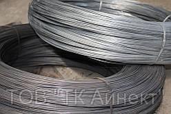 Проволока пружинная стальная ст.70 ф 1.0 мм (доставка по всей Украине)