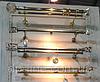 Труба для штор металлическая диаметр 19
