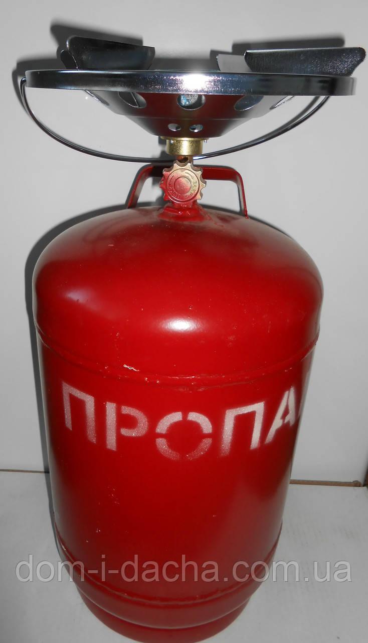 """Баллон газовый """"Кемпинг"""" 12л г,Севастополь"""