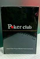 Карты игральные пластиковые «Poker club»