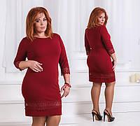Платье женское батал № с464 гл