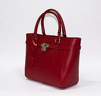 Большая женская сумка. Натуральная кожа. Италия.