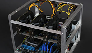 TI-miner GPU 4 (Mid)