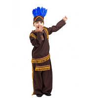 Детский карнавальный костюм Индейца