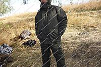 Костюм для зимней охоты и рыбалки Олива, ХИТ 2017-2018 года, ткань Columbia, супер качество