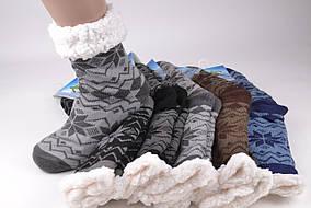 Мужские носки на МЕХУ с тормозами (Арт. HD3002)   12 пар