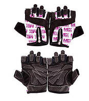 MEX Nutrition Smart Zip Gloves Purple