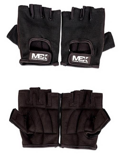 MEX Nutrition Train Hard Gloves