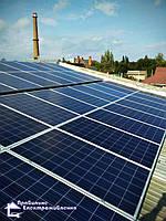 Мережева сонячна електростанція 10 кВт м. Одеса