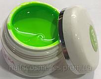 №02 Салатовая Неон гель-краска Trendy Nails