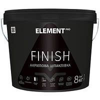 Шпаклевка ELEMENT PRO FINISH