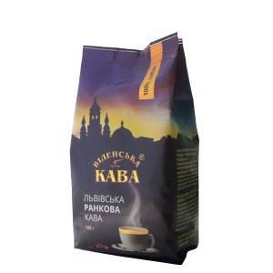 Виденська кава (львовское утреннее кофе) зерновой 1 килограмм