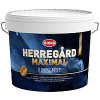Краска для дерева для наружных работ Gjoco Herregard Maximal (С), 2,7 л