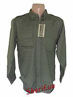Рубашка MIL-TEC с длин. рук. Rip-Stop Olive, 10915001