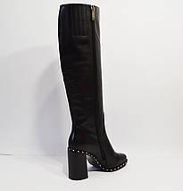 Сапоги женские кожаные Veritas, фото 3