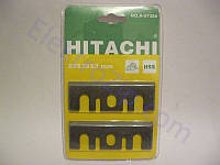 Широкие ножи (пара) для рубанка Hitachi (Хитачи), 82мм