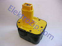 Аккумулятор 12V, 1.3A/h для шуруповерта DeWalt (Девольт)
