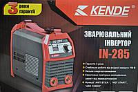 Зварювальний інвертор KENDE IN-285, фото 1