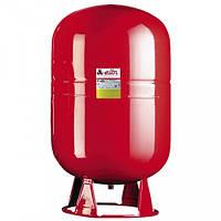 ERCE-100 расширительный бак для системы отопления сварной конструкции с фиксированной мембраной
