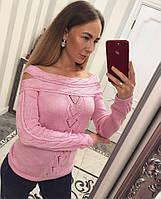 Женский молодежный свитер (арт. 174482888)