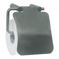 Мединокс Держатель из нержавейки для туалетной бумаги стандарт сатиновый