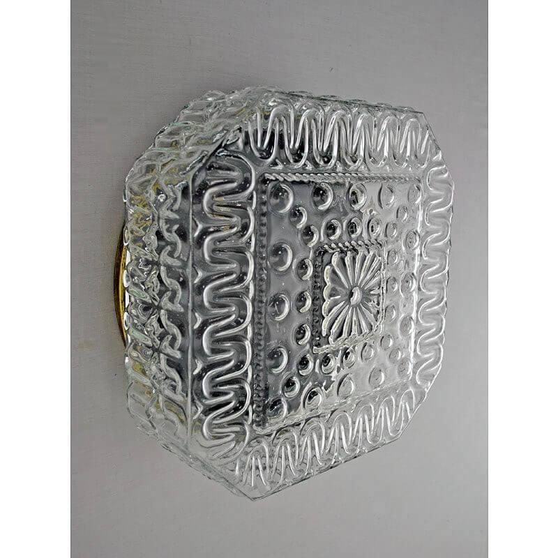 Светильник настенно-потолочный бронзовый на две лампы SV-12270/2C 11* B/J