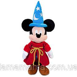 Мягкая плюшевая игрушка Волшебник Микки Маус Оригинал Disney