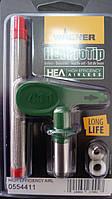 2-х камерное сопло Wagner HEA ProTip 411 (форсунка, дюза) для агрегатов окрасочных