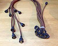 Провода зажигания ЗИЛ-130 медь СТАНДАРТ