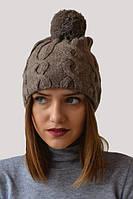 Молодежная обьемная молодежная шапка