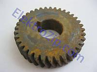 Шестерня для дисковой электропилы переворотки Темп ПД2150; d14, D40, z36 лево