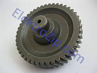 Шестерня для отбойного молотка Powertec (Повертек) 9z; D59, z43 лево