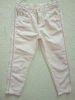 Брендовые джинсы Zara для девочки 4-5 лет