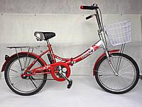 """Велосипед складной Десна 20"""""""
