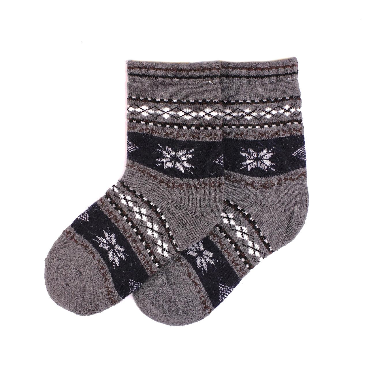 f9aaea643d49f Теплые детские носки MIMIGOU 050 -серые: продажа, цена в Львове ...