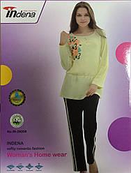 Женская  домашняя одежда  Марка «INDENA»  Арт.39008